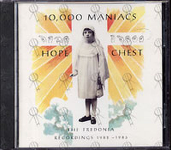 10--000 MANIACS - Hope Chest - 1