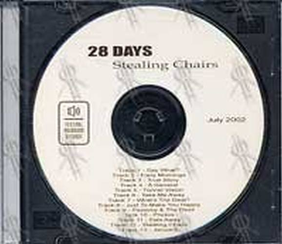 28 DAYS - Stealing Chairs - 1