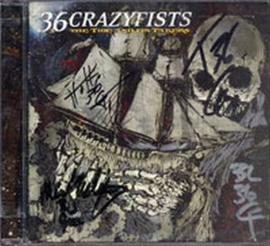 36 CRAZYFISTS - The Tide And Its Takers - 1