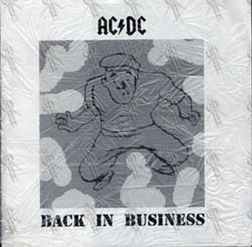 AC/DC - Back In Business - 1