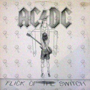 AC/DC - Flick Of The Switch - 1