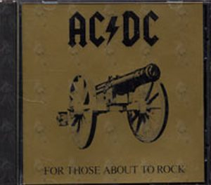 AC/DC - For Those About To Rock - 1