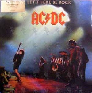 AC/DC - Let There Be Rock - 1