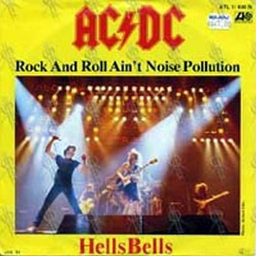 AC/DC - Rock And Roll Ain't Noise Pollution - 1
