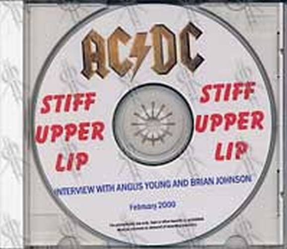 AC/DC - 'Stiff Upper Lip': Interview With Angus Young And Brian Johnson - 1