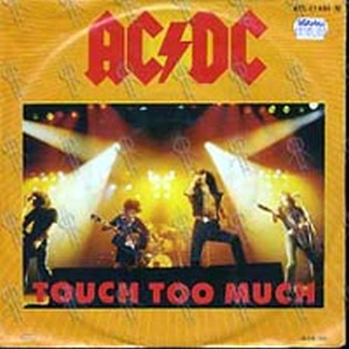 AC/DC - Touch Too Much - 1