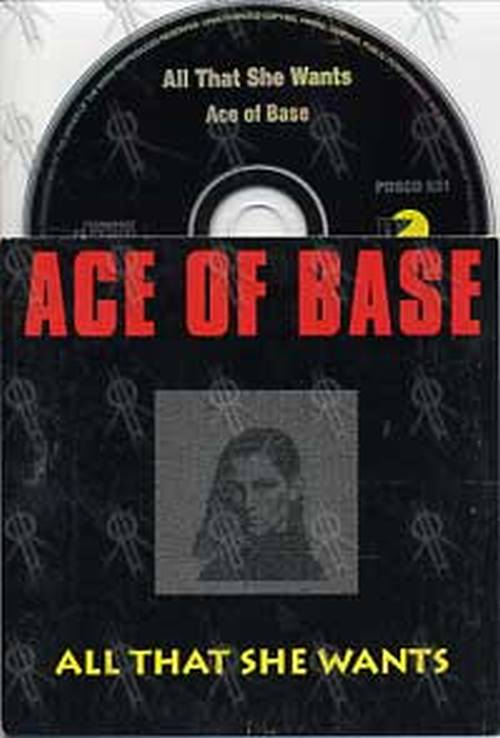 ACE OF BASE - All That She Wants - 1