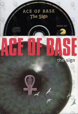 ACE OF BASE - The Sign - 1