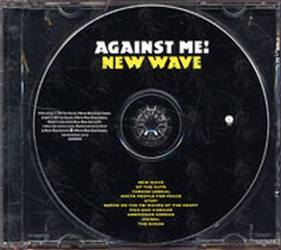 AGAINST ME! - New Wave - 3