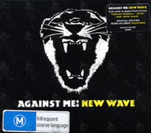 AGAINST ME! - New Wave - 1