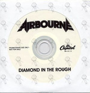 AIRBOURNE - Diamond In The Rough - 1
