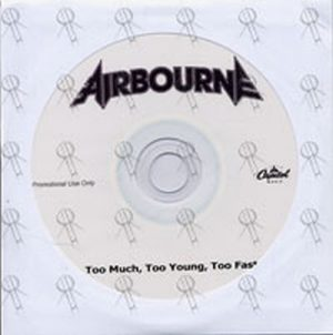 AIRBOURNE - Too Much