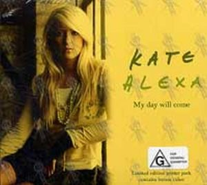 ALEXA-- KATE - My Day Will Come - 1