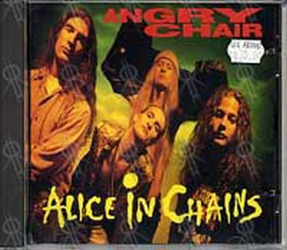 ALICE IN CHAINS - Angry Chair - 1
