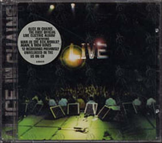 ALICE IN CHAINS - Live - 1