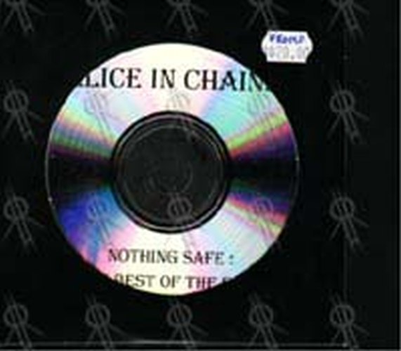 ALICE IN CHAINS - Nothing Safe : The Best Of The Box - 1