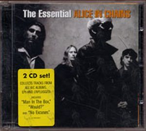 ALICE IN CHAINS - The Essential Alice In Chains - 1