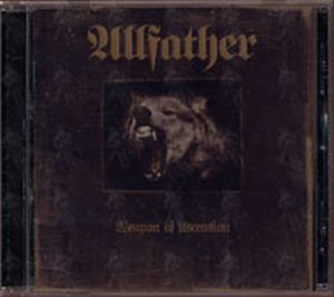 ALLFATHER - Weapon Of Ascension - 1