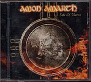 AMON AMARTH - Fate Of Norms - 1