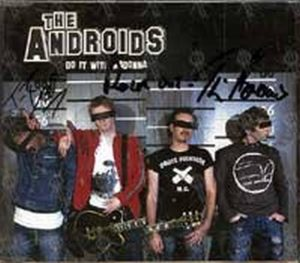 ANDROIDS-- THE - Do It With Madonna - 1