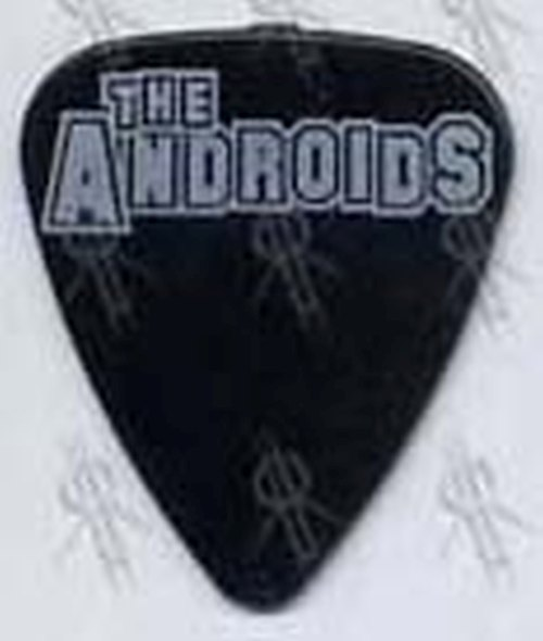ANDROIDS-- THE - Guitar Pick - 1