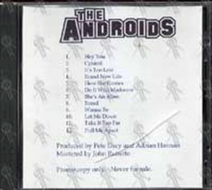 ANDROIDS-- THE - The Androids - 1