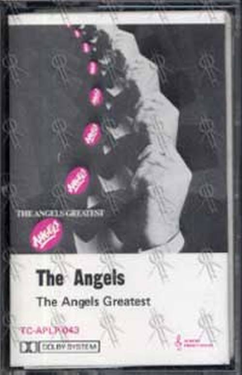 ANGELS-- THE - The Angels Greatest - 1