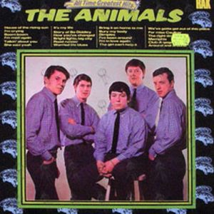 ANIMALS-- THE - All Time Greatest Hits - 1