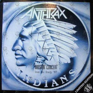 ANTHRAX - Moshin' Concert - Live In Italy '87 - 1