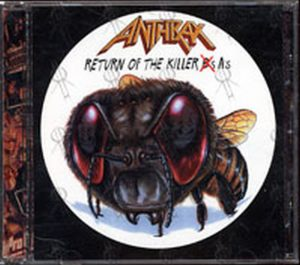 ANTHRAX - Return Of The Killer A's - 1