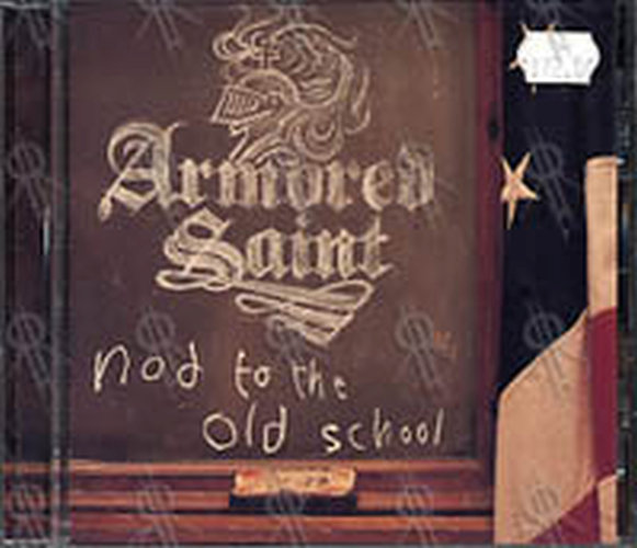 ARMORED SAINT - Nod To The Old School - 1