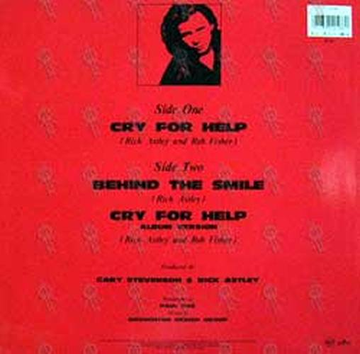 ASTLEY-- RICK - Cry For Help - 2