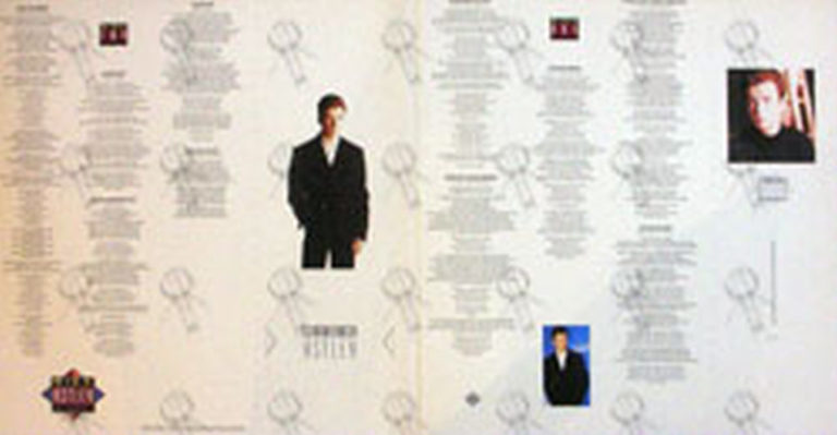 ASTLEY-- RICK - Whenever You Need Somebody - 3