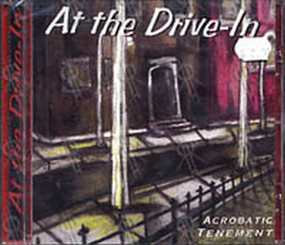 AT THE DRIVE IN - Acrobatic Tenement - 1