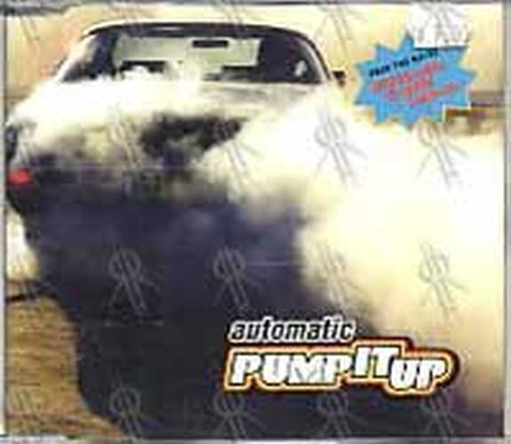 AUTOMATIC - Pump It Up - 1
