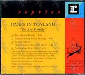 BABES IN TOYLAND - We Are Family - 1