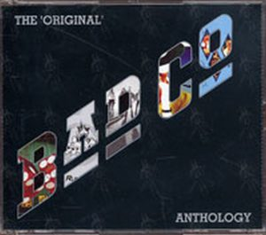 BAD COMPANY - The 'Original' Bad Co. Anthology - 1