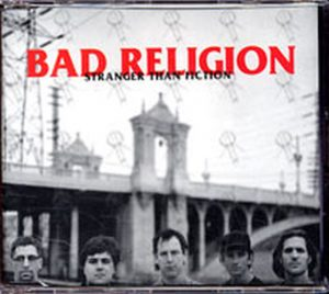BAD RELIGION - Stranger Than Fiction - 1