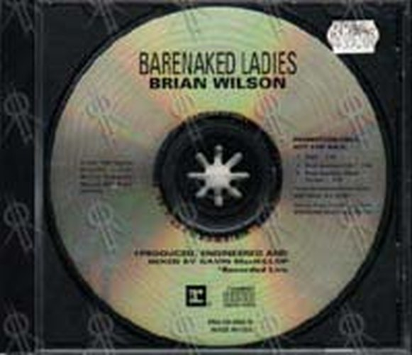 BARENAKED LADIES - Brian Wilson - 1