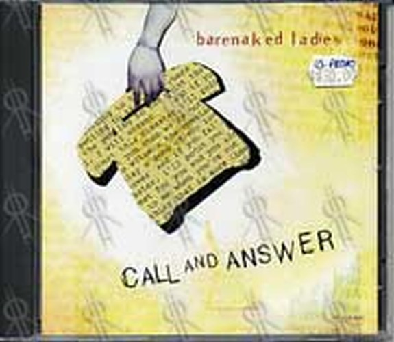 BARENAKED LADIES - Call And Answer - 1