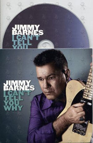 BARNES-- JIMMY - I Can't Tell You Why - 1