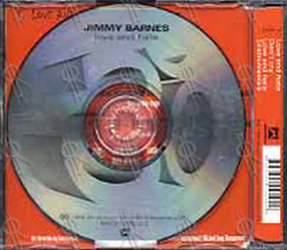 BARNES-- JIMMY - Love And Hate - 2