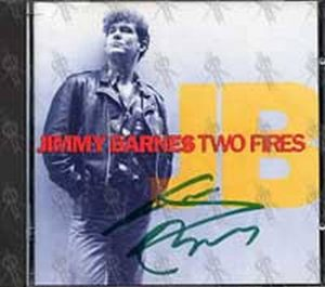 BARNES-- JIMMY - Two Fires - 1