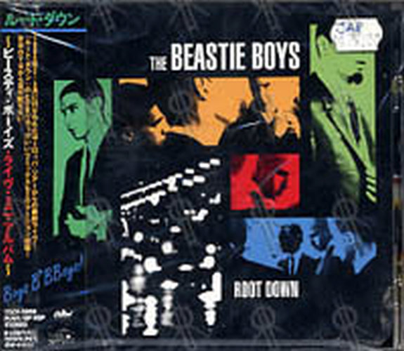 BEASTIE BOYS - Root Down - 1