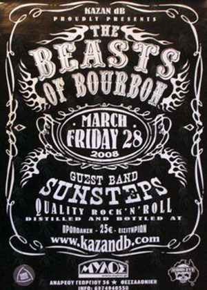 BEASTS OF BOURBON - March 28