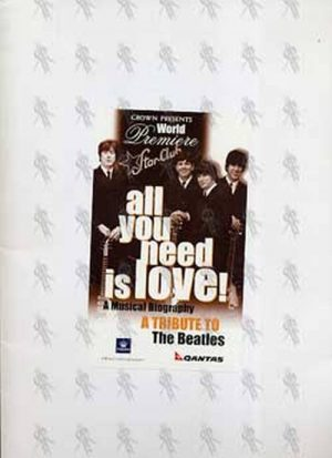 BEATLES-- THE - All You Need Is Love - 1