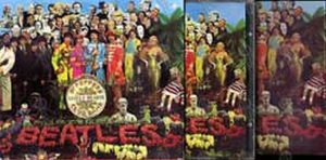 BEATLES-- THE - Sgt. Pepper's Lonely Hearts Club - 1