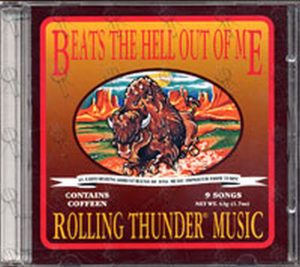 BEATS THE HELL OUT OF ME - Rolling Thunder Music - 1