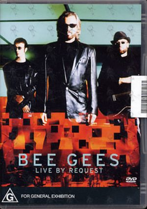 BEE GEES - Live By Request - 1