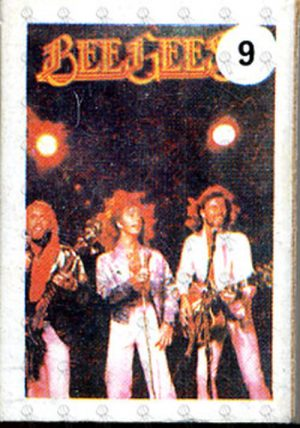 BEE GEES - Pelangi Match Box No. 9 Featuring Bee Gees - 1